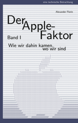 Der Apple-Faktor, Band I (Cover)