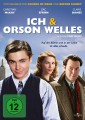 DVD-Cover: Richard Linklater: Ich & Orson Welles
