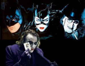 Dark Knight unterliegt Catwoman