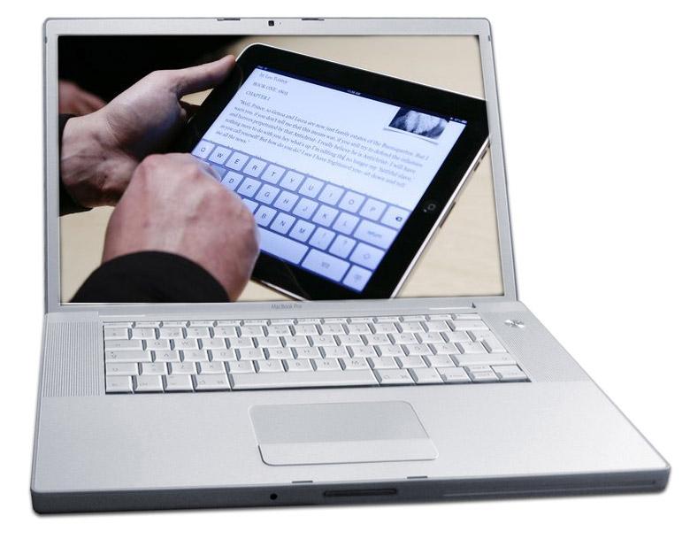 Das iPad ist kein Computer (II)   zanjero.de