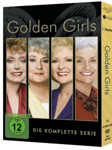 Cover: DVD Box »Golden Girls«