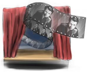 Illustration: Orson Welles