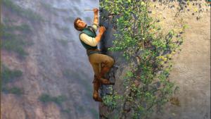 Film-Still: Flynn Rider ist keine Zeichentrickfigur, er hat tatsächlich Charakter – und Charme.