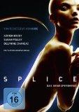 DVD Cover »Splice«