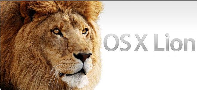 MacOS 10.7 »Lion« muss man sich im AppStore herunterladen.