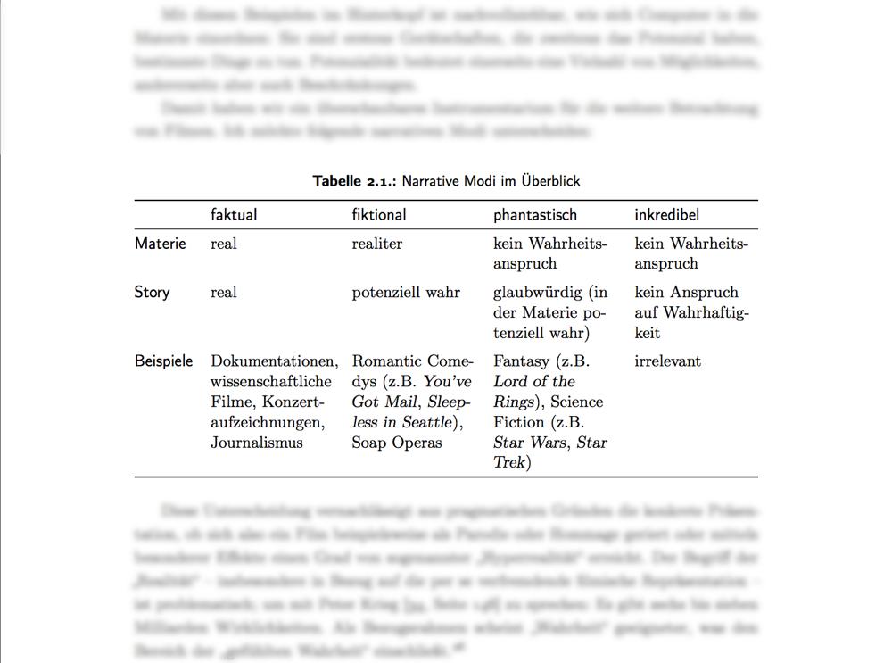 Mehrzeilige Tabellen in LaTeX schner machen Thomas