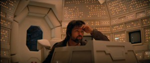 "Screenshot ""Alien"": Der Computerraum der ""Nostromo"""