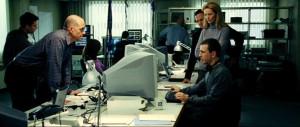 "Screenshot ""Bourne Supremacy"": Vernetzte Computer"