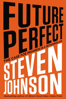 "Cover ""Future Perfect"" von Steven Johnson"