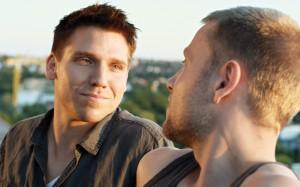 Marc (Hanno Koffler) und Kay (Max Riemelt) erleben abgeschieden von der Realität intensive Phasen des Glücks.