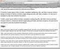 Schriftdarstellung im Browser: 14px