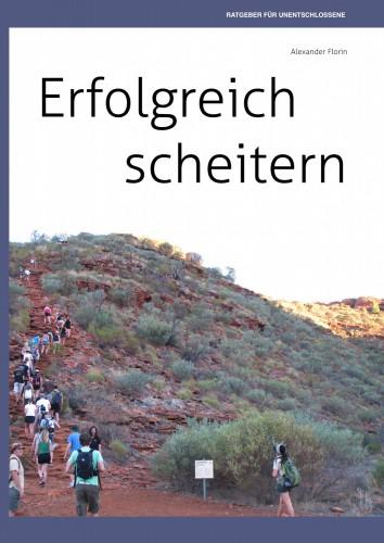 """Cover """"Erfolgreich scheitern"""""""