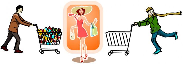 """Das Reden über """"female Commerce""""ist Sexismus mit anderen Mitteln."""