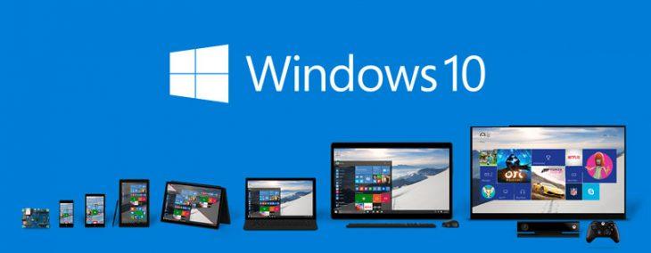 Windows 10 will auf allen Geräten vertreten sein.