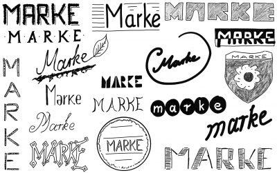 Marken erscheinen in vielerlei Form.