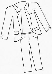 Wie sich der Preis für einen Anzug bestimmt
