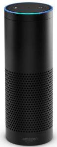 Amazons Sprachassistent Alexa steckt in den Echo-Geräten und erfasst die Äußerungen im Raum und führt entsprechende Kommandos aus.