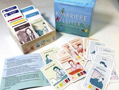 Karriereleiter: das Kartenspiel, mit dem du zum Chef wirst